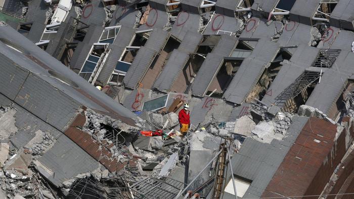 terremoto mortal