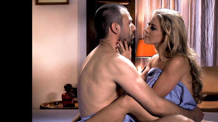 Fernanda Castillo y Rafael Amaya