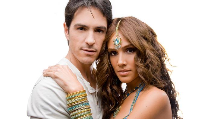 """Mauricio Ochmann y Sandra Echeverría """"El Clon"""""""