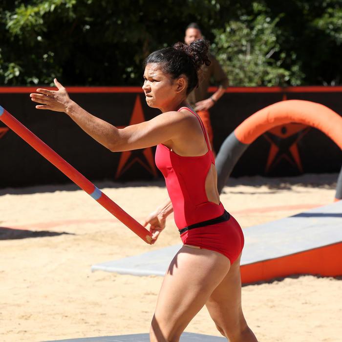 Karely López ganó su primera medalla