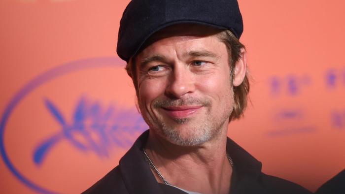 Brad Pitt en Cannes 2019
