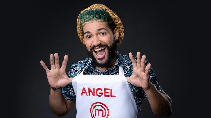 Angel Cora MasterChef Latino 2