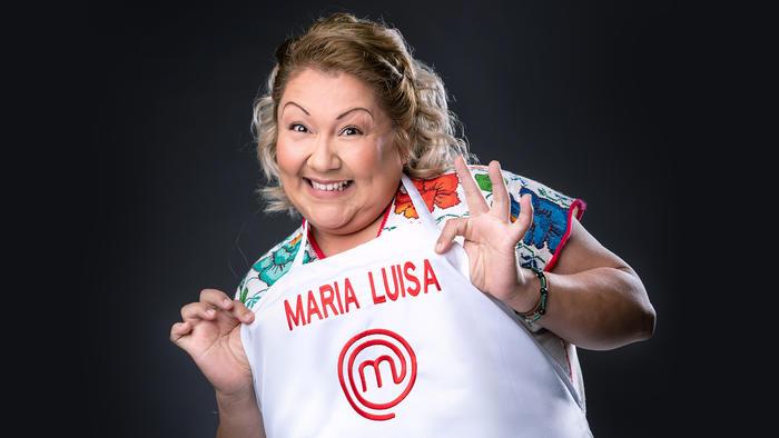 Maria Luisa Balbuena MasterChef Latino 2
