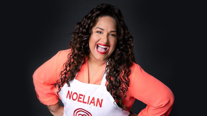 Noelian Ortiz MasterChef Latino 2