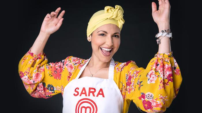 Sara Ordoñez MasterChef Latino 2