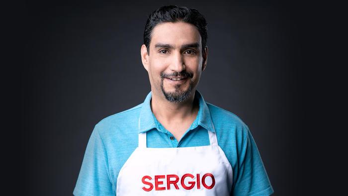 Sergio Perez MasterChef Latino 2