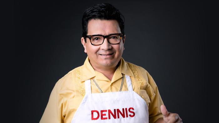 Dennis Escalante MasterChef Latino 2