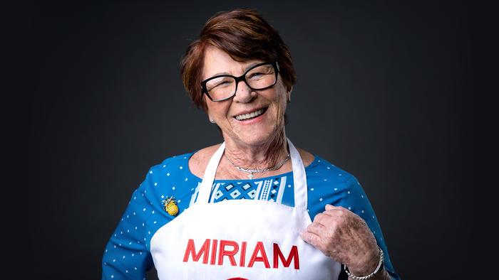 Miriam Palomino MasterChef Latino 2