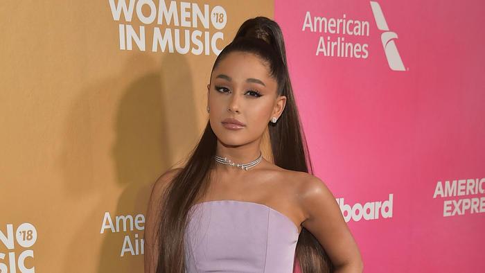 Ariana Grande en Premios Billboard 2018