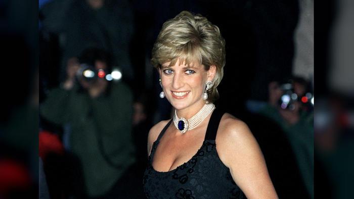 La princesa Diana