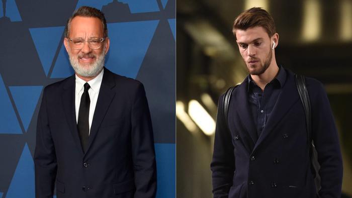 Tom Hanks, Daniele Rugani