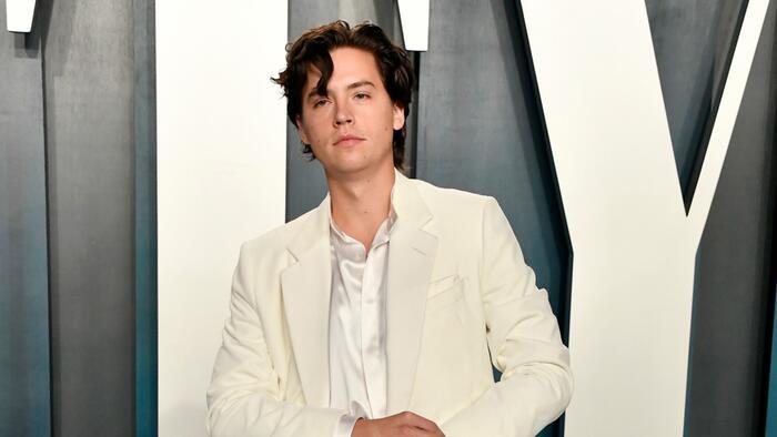 Cole Sprouse, Vanity Fair Oscar's Party 2020