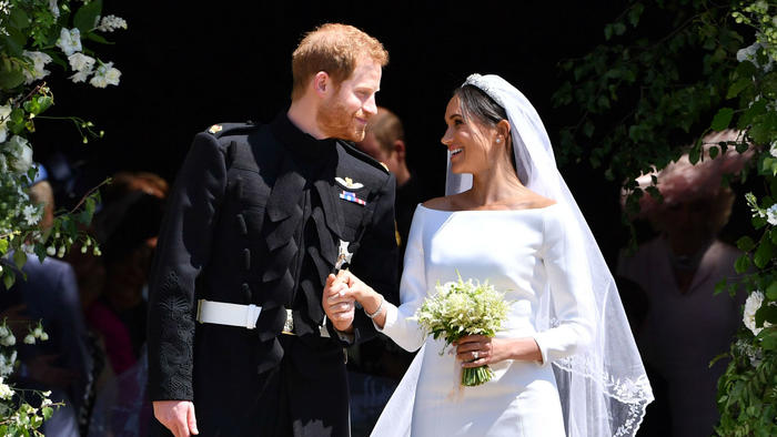 Príncipe Harry y Meghan Markle boda