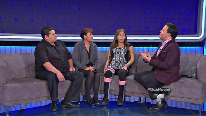 """El sueño quinceañero de Yari Cruz se hace realidad en """"¡Qué Noche! Con Angélica y Raúl"""""""