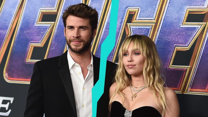 Liam Hemsworth Confirms Split: Here's Everything We Know About Miley and Liam's Separation