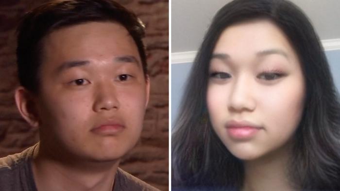 El joven Ethan utilizó un filtro de Snapchat para parecer una chica