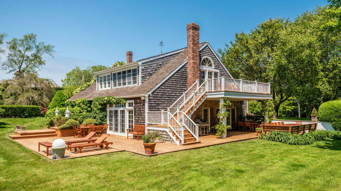 Casa de campo de Drew Barrymore