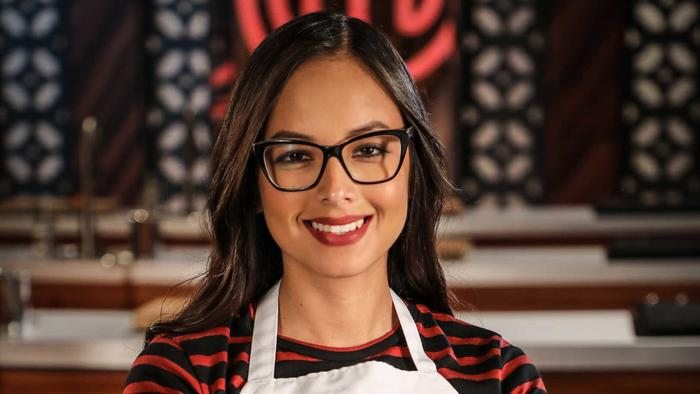 Ingrid en MasterChef Latino
