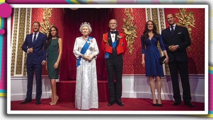 Príncipe Harry y Meghan Markle Museo 4