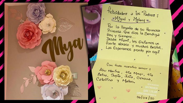 Carta Nacho Melany HIJA