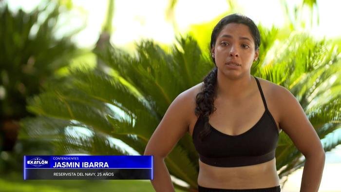Jasmín Ibarra llora al hablar de su familia