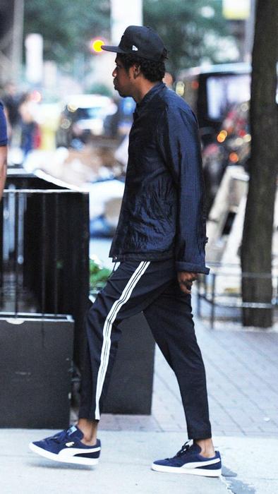 Jay-Z ropa deportiva