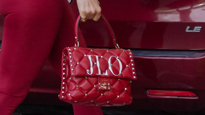 Handbag Valentino Jennifer Lopez