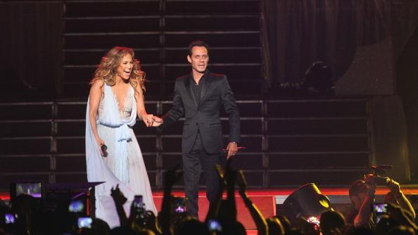 """Jennifer Lopez, Wisin & Yandel """"Follow The Leader"""" Concert"""