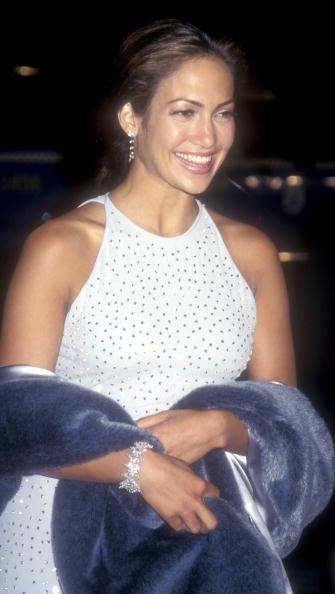 """Jennifer López en la premiere of """"Selena"""""""