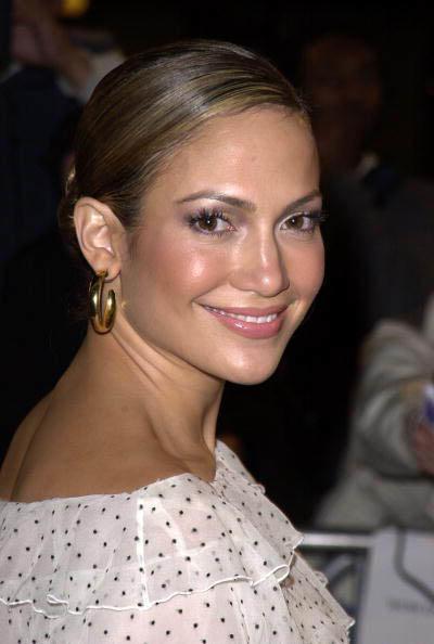 """Jennifer Lopez en la premiere de """"The Wedding Planner"""" Los Angeles"""