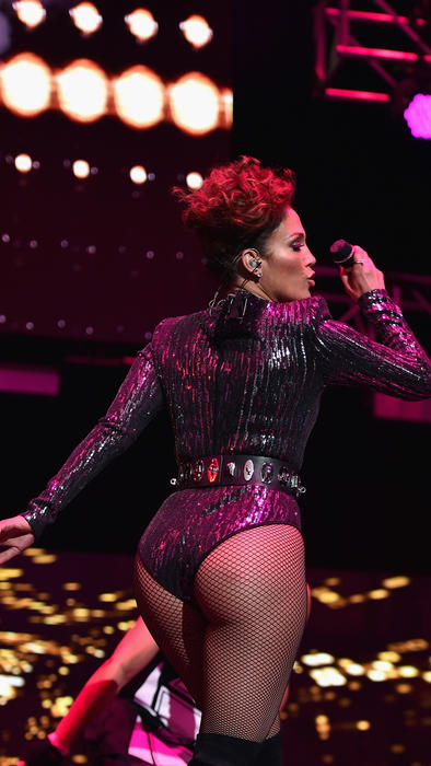Jennifer Lopez concierto 2015