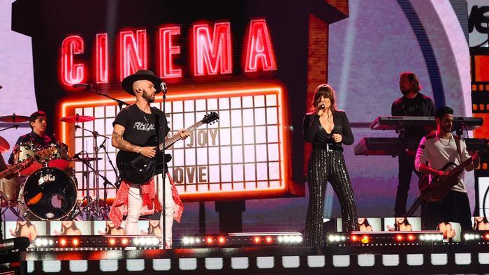 Jesse & Joy en los Premios Billboard de la Música Latina 2020
