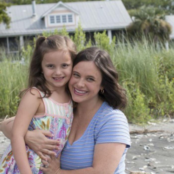 Jessica N. Turner e hija