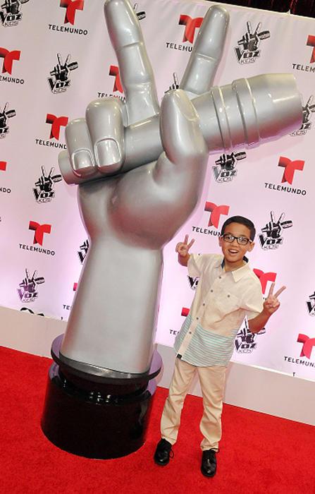 Jonael La Voz Kids Tercera Temporada 2015
