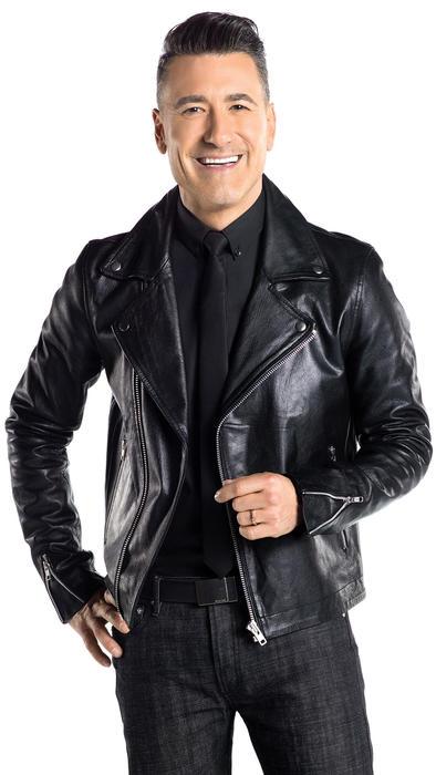 Jorge Bernal, presentador de La Voz Kids