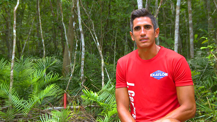 JC Herrera habla en entrevista en la Cabaña