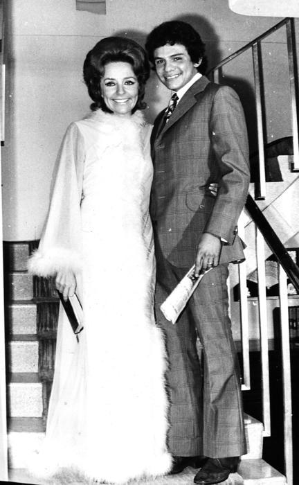 José José y Kiki Herrera Calles