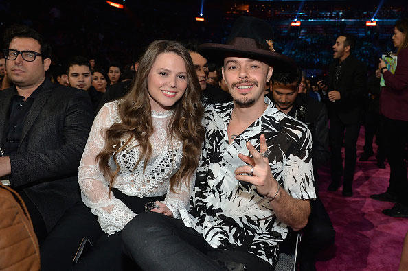 Joy Huerta Jesse y Joy Latin Billboards