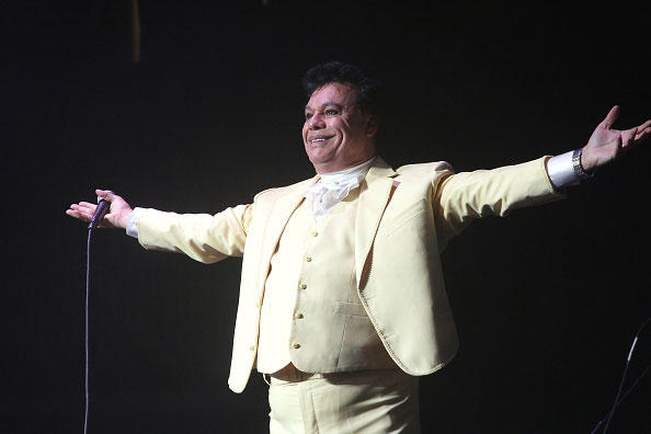 Juan Gabriel Latin Billboards