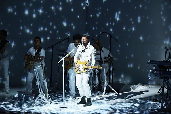 Juanes en los  Latin GRAMMY 2014