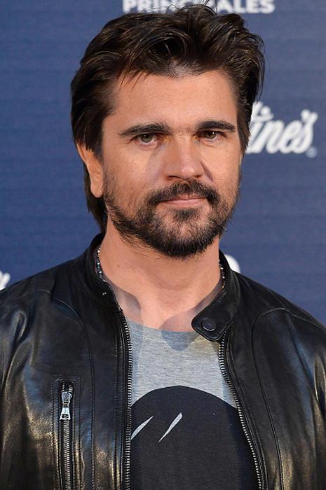 Juanes en Madrid 40 principales Awards 2015