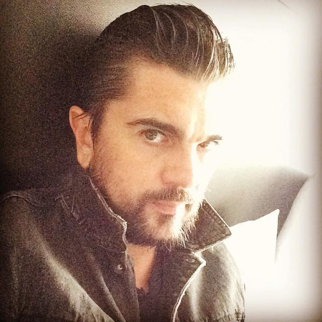 Juanes publica un selfie en su cuenta de Instagram