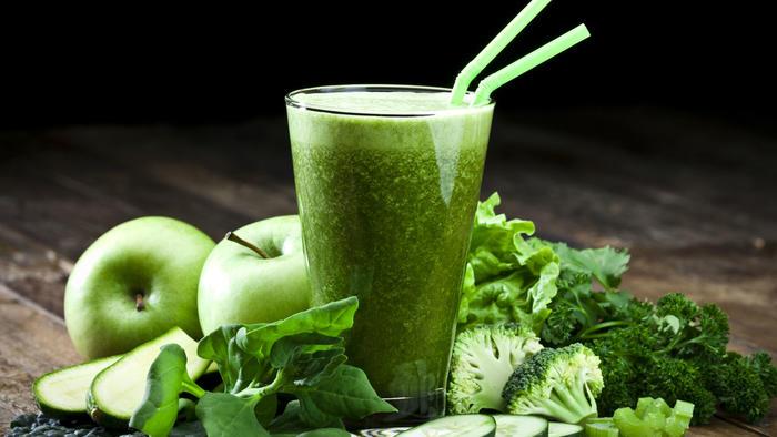 Jugos verdes para bajar de peso en 7 dias