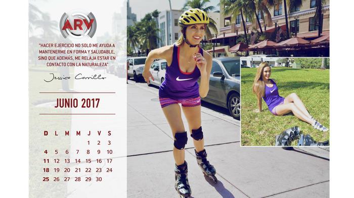 Calendario de Al Rojo Vivo para 2017
