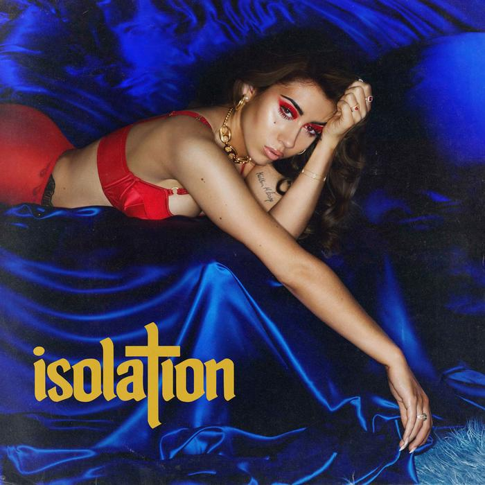 Kali Uchis Isolation Cover