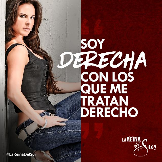 Frases de Teresa Mendoza en La Reina del Sur