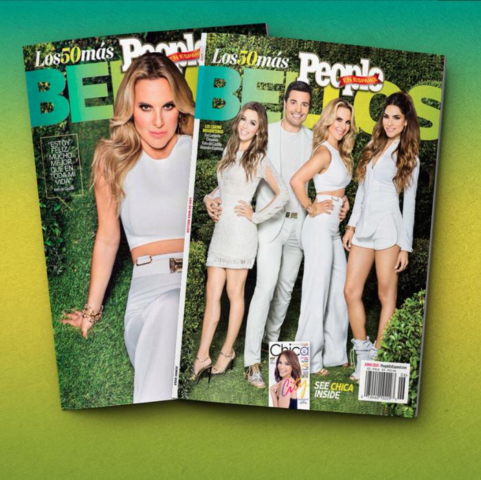Kate del Castillo en la revista de People en Español