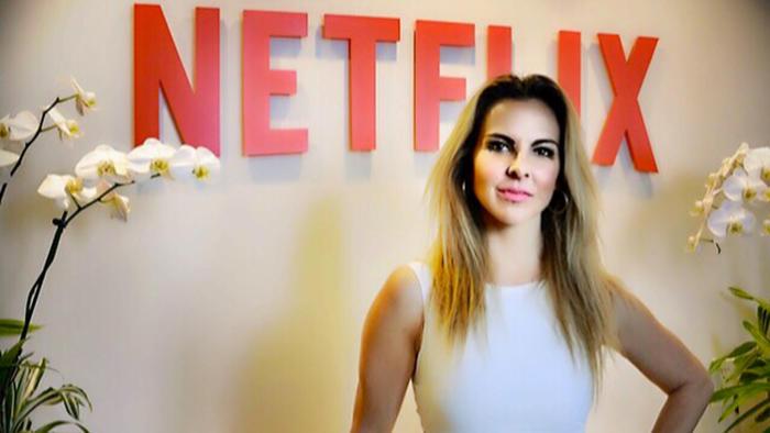 Kate del Castillo en Netflix
