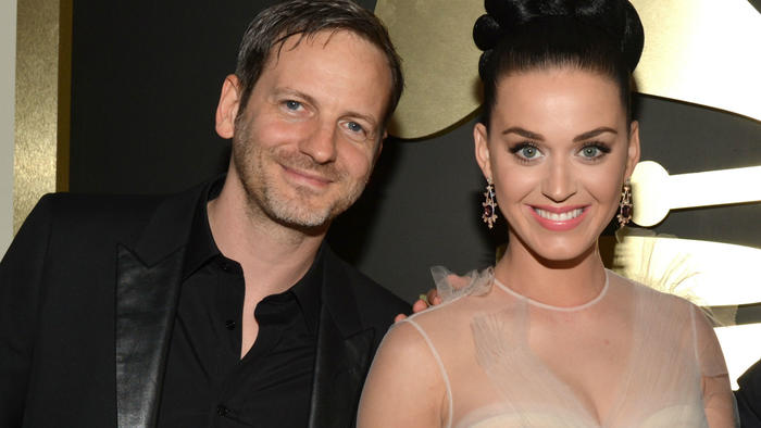 Dr. Luke y Katy Perry