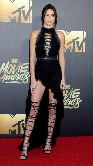 Kendall Jenner en MTV Movie Awards 2016